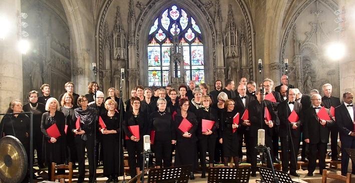Ensemble vocal Cantabile Opus 85